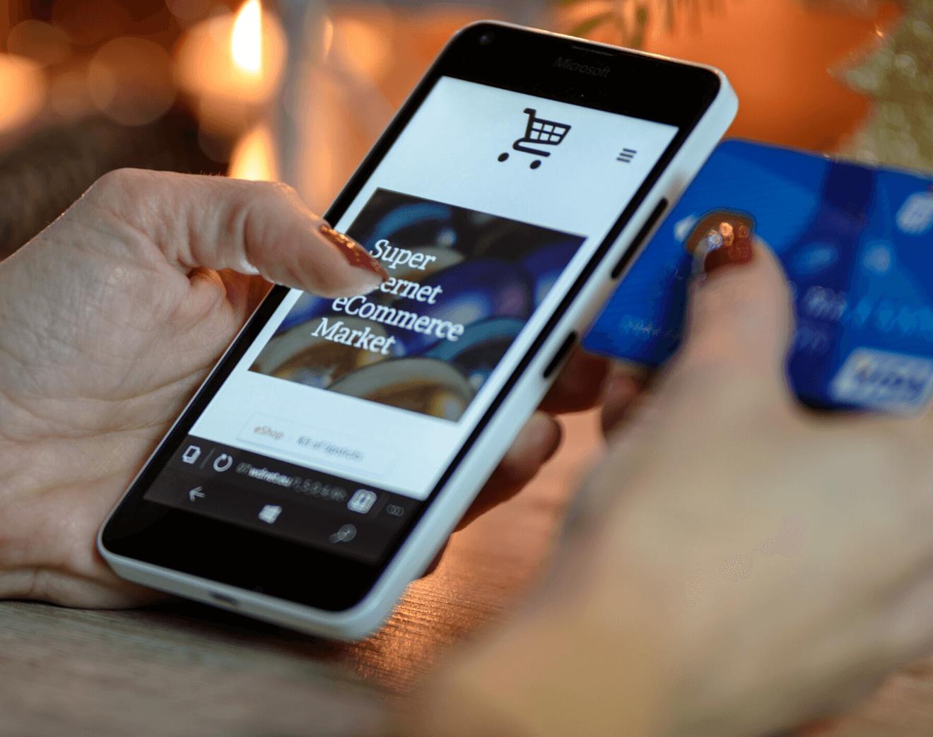 e-ticaret mobil cihazlar
