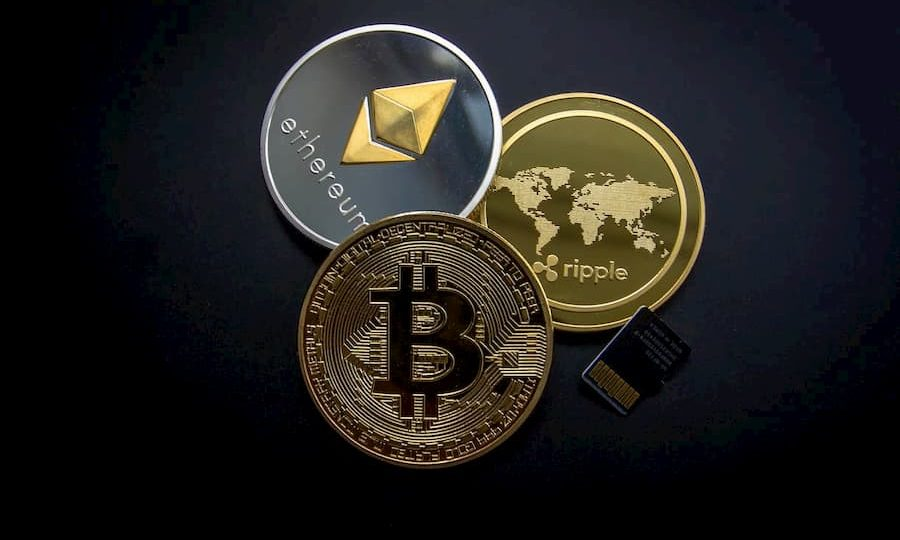 Ethereum Bitcoin Ripple